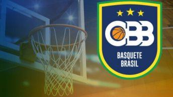 CBB espera realizar o Brasileiro de Basquete no segundo semestre