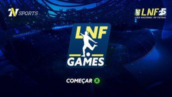LNF Games vai agitar as próximas semanas na programação da TV NSports.