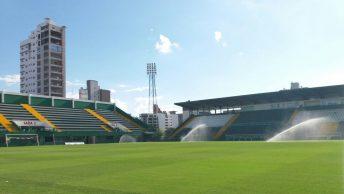 O Campeonato Catarinense voltará no dia 8 de julho