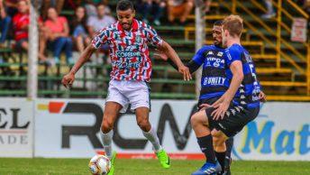Tubarão e Concórdia decidirão quem será o rebaixado desta temporada do Campeonato Catarinense.