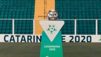 Federação confirma novo adiamento do Campeonato Catarinense 2020