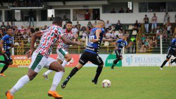 Playoffs de Rebaixamento do Catarinense entre Tubarão x Concórdia tem novas datas.