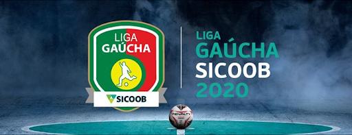 Logo da Liga Gaúcha de Futsal 2020