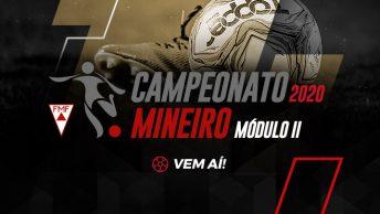 O Campeonato Mineiro Módulo II vem aí.