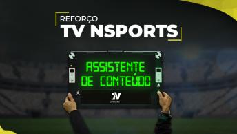 TV NSports abre vaga para Assistente de Conteúdo!