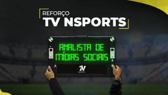 TV NSports abre processo seletivo para contratar um Analista de Mídias Sociais.