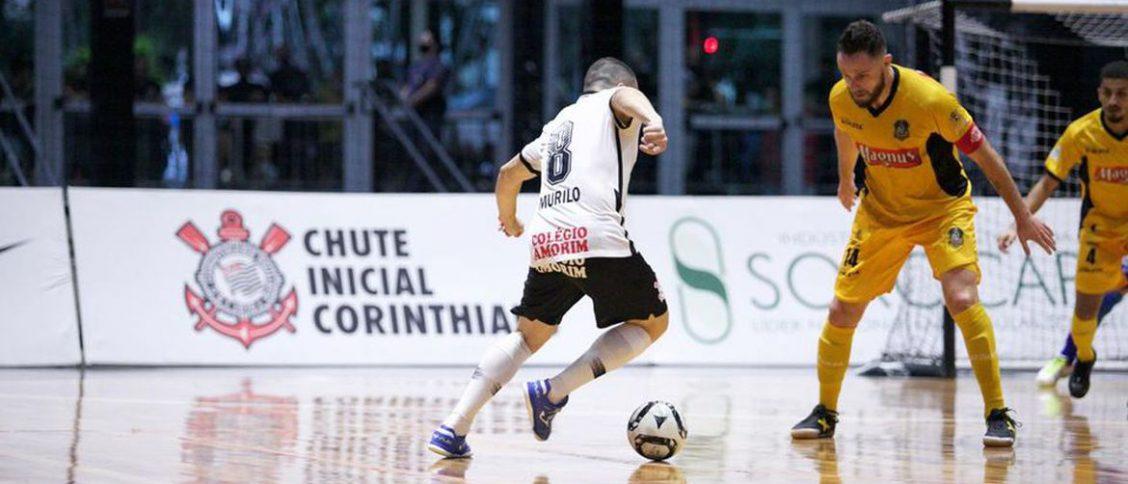 Magnus e Corinthians voltam a se enfrentar em mais uma semana na LNF!