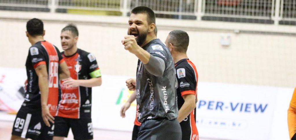 A LNF (Liga Nacional de Futsal) não para! Teremos mais uma semana recheada de jogos imperdíveis que prometem movimentar o mundo do futsal brasileiro.