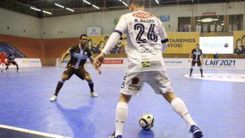 No sábado, às 19h, no Centro de Eventos da UNOESC no interior de Santa Catarina, o Joaçaba e Corinthians empataram em jogão no placar de 1 a 1.