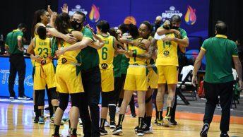 O Brasil encerrou a sua participação na AmeriCup Feminina e após um jogão contra o Canadá, aonde venceu a partida por 87 a 82 depois de duas prorrogações.