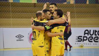 A LNF (Liga Nacional de Futsal) não para! Com mais uma semana recheada de jogos imperdíveisque promete movimentar o mundo do Futsal Brasileiro.