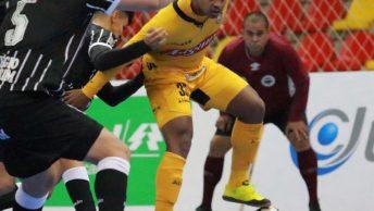 Magnus e Corinthians voltaram em se enfrentar na LNF (Liga Nacional de Futsal) e novamente travaram mais um grande confronto.