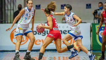 A Liga Nacional de Basquete Feminino (LBF) ainda está paralisada, contudo logo menos a bola rosa irá voltar a subir