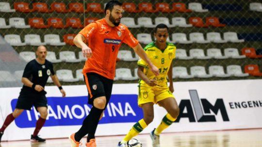 A LNF (Liga Nacional de Futsal) não para! Com mais um semana incrível, recheada de grandes jogos que prometem agitar a maior liga de futsal do mundo.