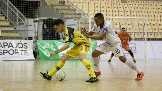 O Jaraguá venceu no último domingo (29) o Juventude, no placar de 5 a 1 e garantiu a sua vaga na grande final da Copa do Brasil de Futsal.
