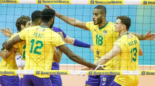 Na manhã de domingo (06) tivemos a final do Sul Americano, e o Brasil venceu a Argentina e conquista o seu 33º título da competição.